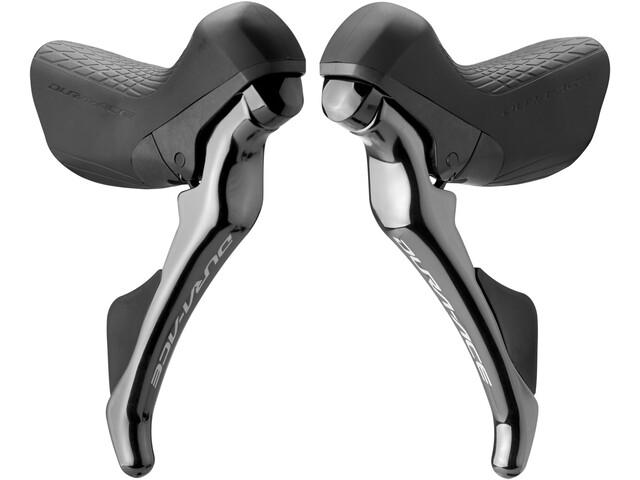 Shimano Dura Ace ST-R9100 Schalt-/Bremshebel Set 2x11-fach schwarz